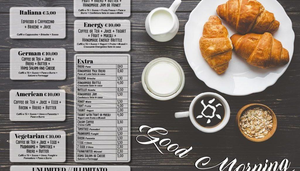 Guten Morgen Das Perfekte Frühstück Isolasmeraldo Isola